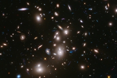 Скопление галактик Abell 2744, 2014
