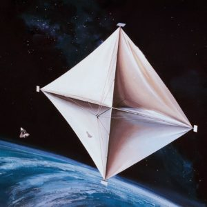 Секреты космических солнечных парусов