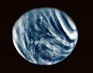 Маринер-10 снимок Венеры