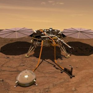 NASA вновь летит на красный холодный Марс