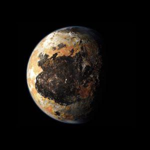 Как возникли метановые дюны Плутона?