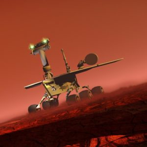 Curiosity обнаружил на Марсе сложную органику