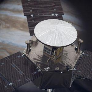 Космическая станция Юнона получает новую жизнь