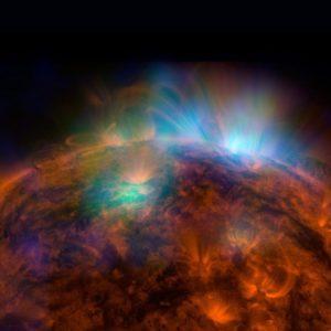 Инопланетяне вымерли от глобального потепления?