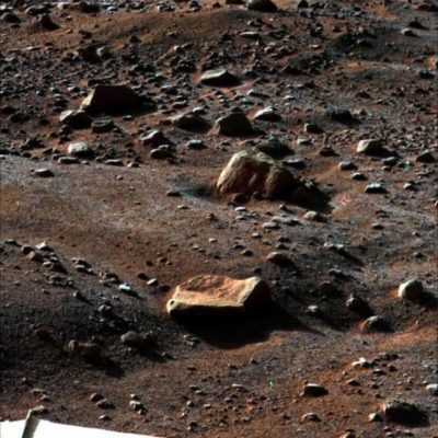 пустыни Марса