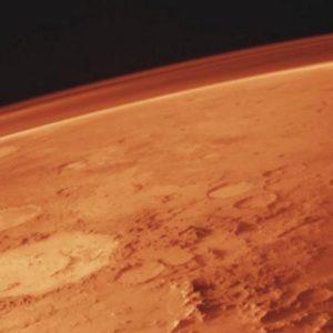 О происхождении органики на Марсе