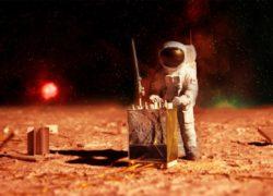 выжить на Марсе