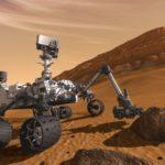 Марсоход Curiosity обладает искусственным интеллектом