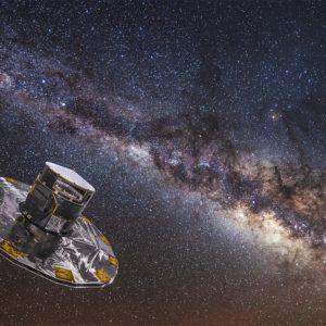 Картограф Млечного пути: как космический телескоп «Гея» преобразит астрономию