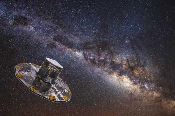телескоп «Гея»