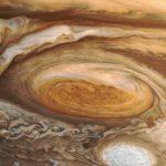 NASA исследует Большое красное пятно Юпитера