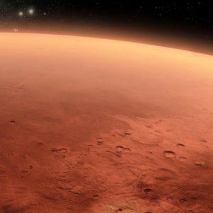 Атмосфера древнего Марса