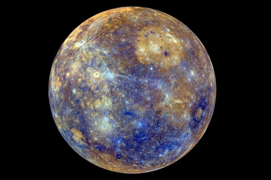 температура на Меркурии