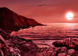 красный марс