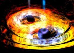 Столкновение нейтронных звезд