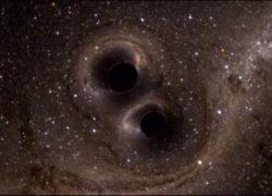 две черные дыры