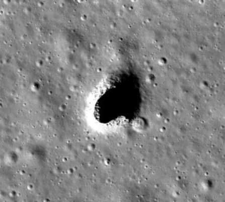 Убежище на Луне