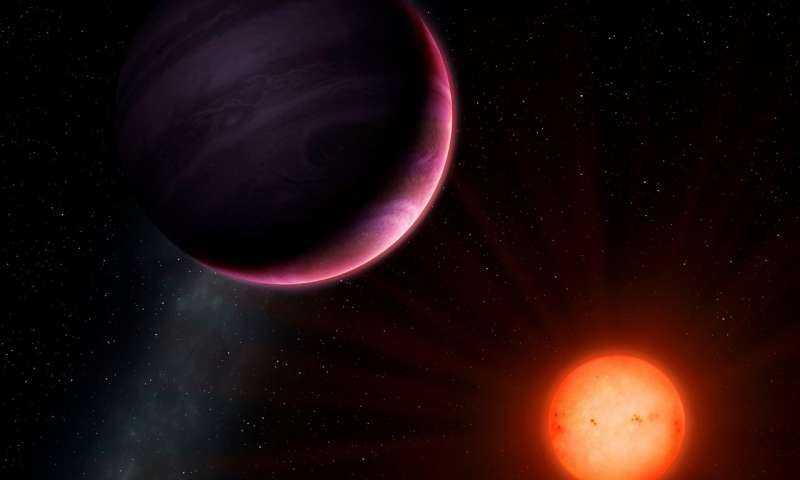 Гигантские планеты
