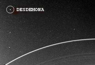 Cпутник Урана Дездемона