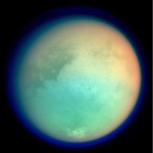 Есть ли органика на спутнике Сатурна Титане?