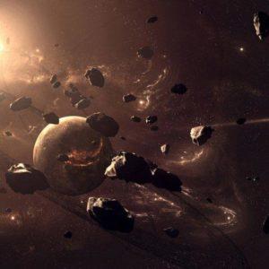 Метеориты и загадка возникновения жизни на Земле
