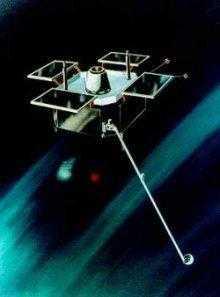 Спутники системы AMPTE