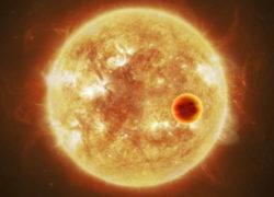 горячие экзопланеты
