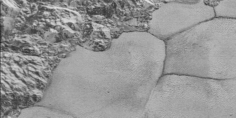 Дюны Плутона