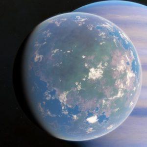 Определение биомаркеров в атмосферах экзопланет