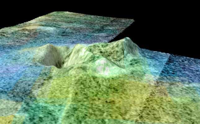 криовулканы Титана