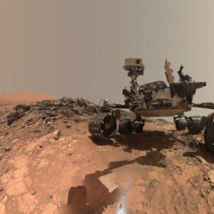 Тайна метана Марса