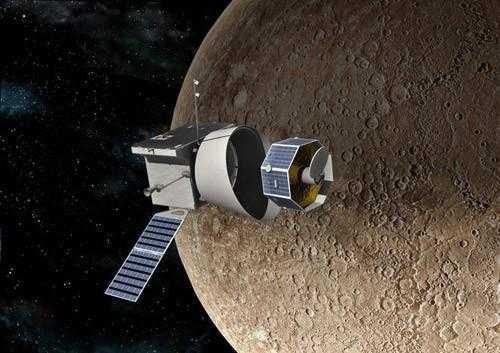 Исследования Меркурия