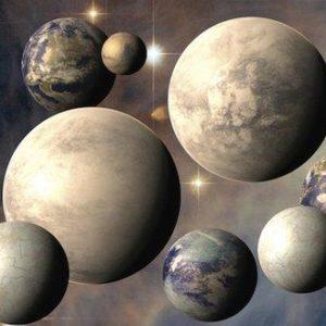 Одна из миллиарда миров Вселенной