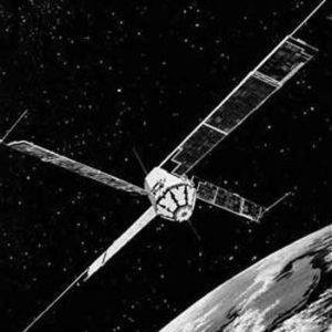 Спутник миссии Beacon Explorer (BE) (NASA)