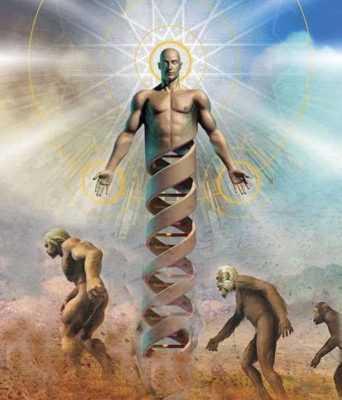 Бог - инопланетянин