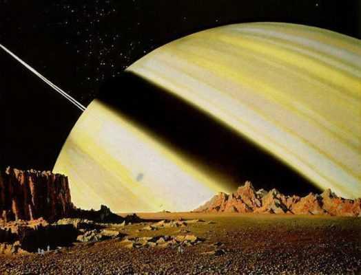 Спутник Мимас
