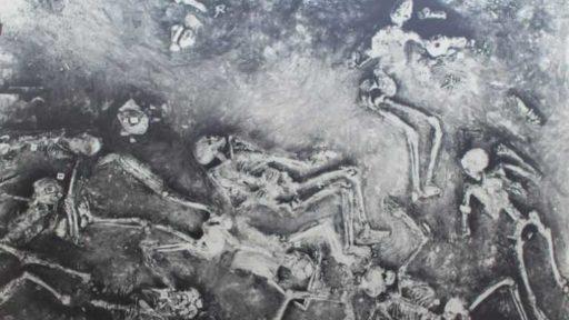 скелеты атомной войны в Индии