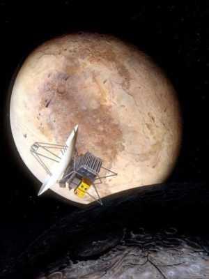 несостоявшиеся миссии к Плутону