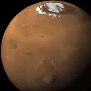 О чем говорят сезонные изменения на Марсе?
