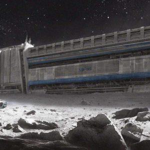 Проект горизонт. Военная база на Луне