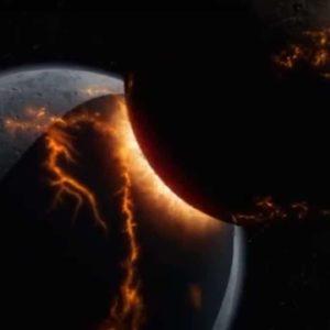 Краткая история Луны