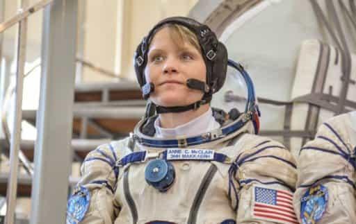 женщины в космосе