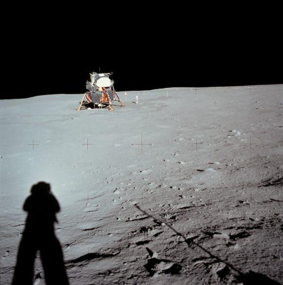 Апоолон-11 Море Спокойствия