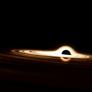 До каких размеров вырастает черная дыра?