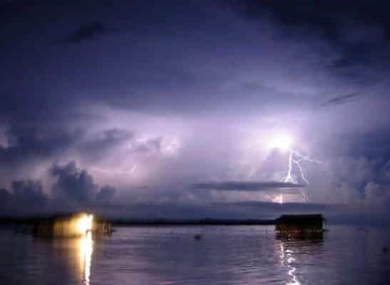 вечная буря Венесуэлы