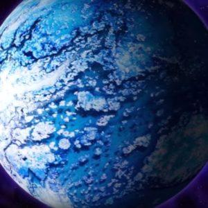 Экзопланеты и огромные океаны воды