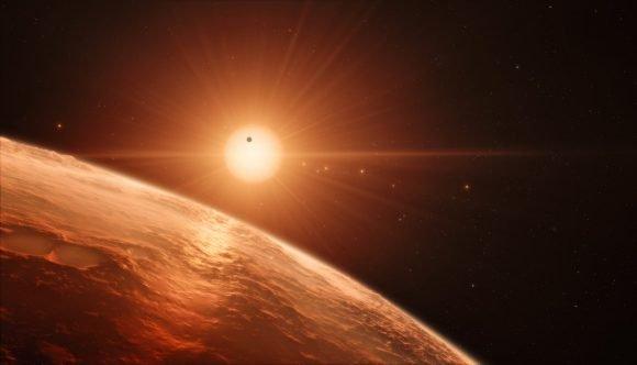 далека звездная система