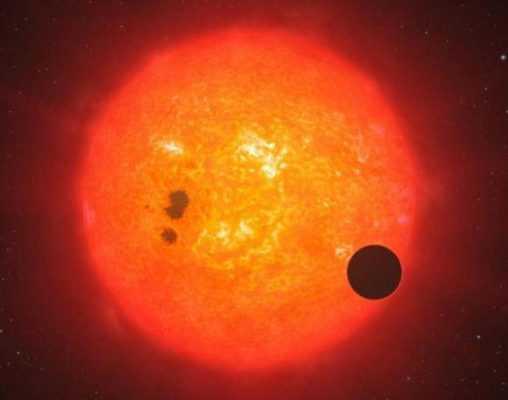Транзит экзопланеты