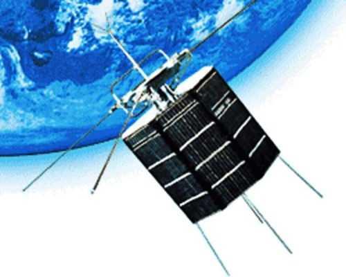Спутник Denpa