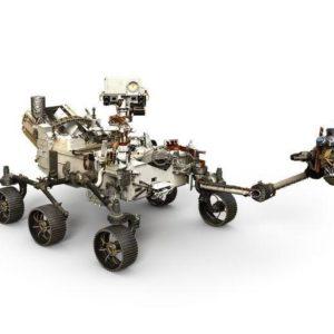 Марс - 2020. Покоритель красных пустынь